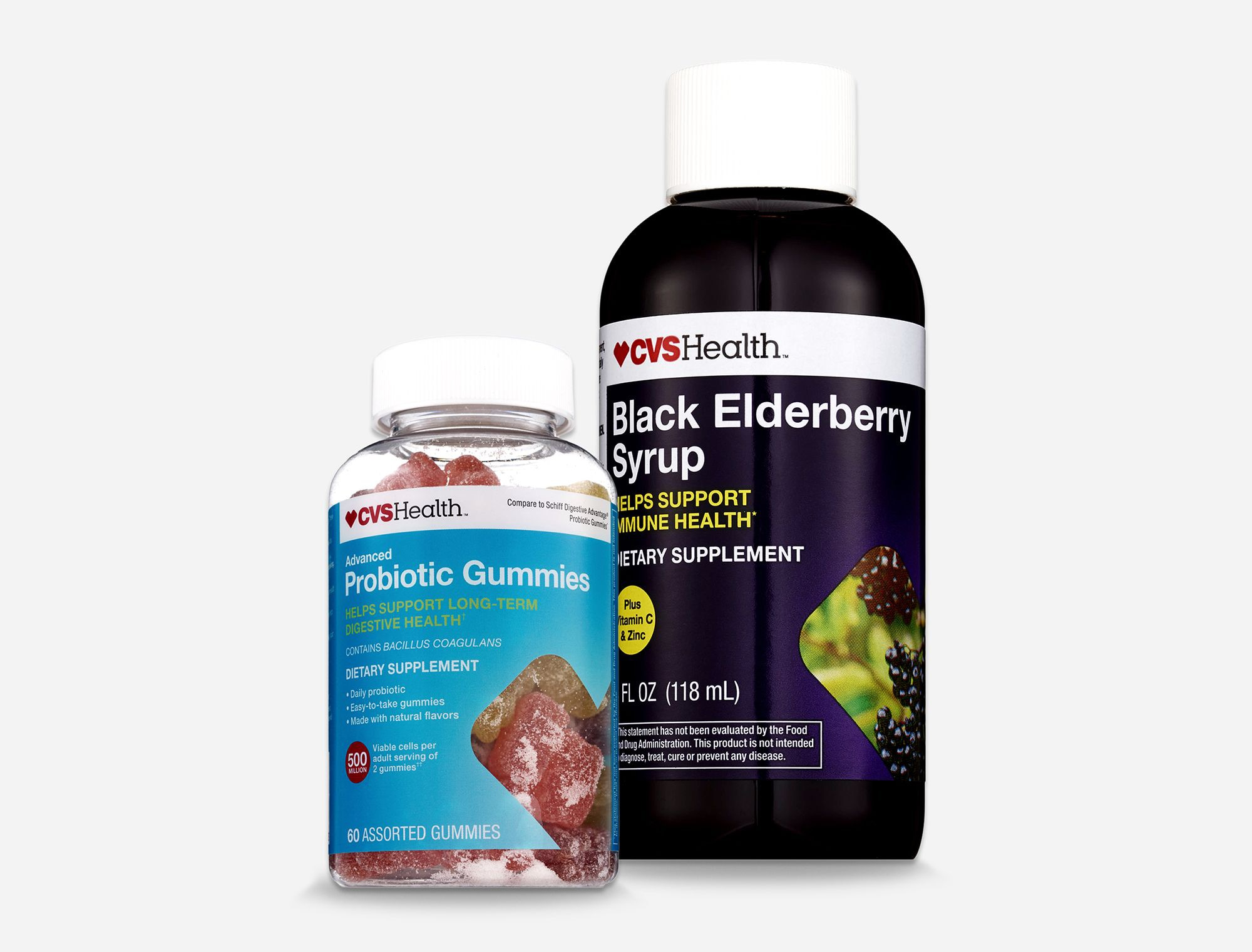 Shop now for select CVS Health vitamins.