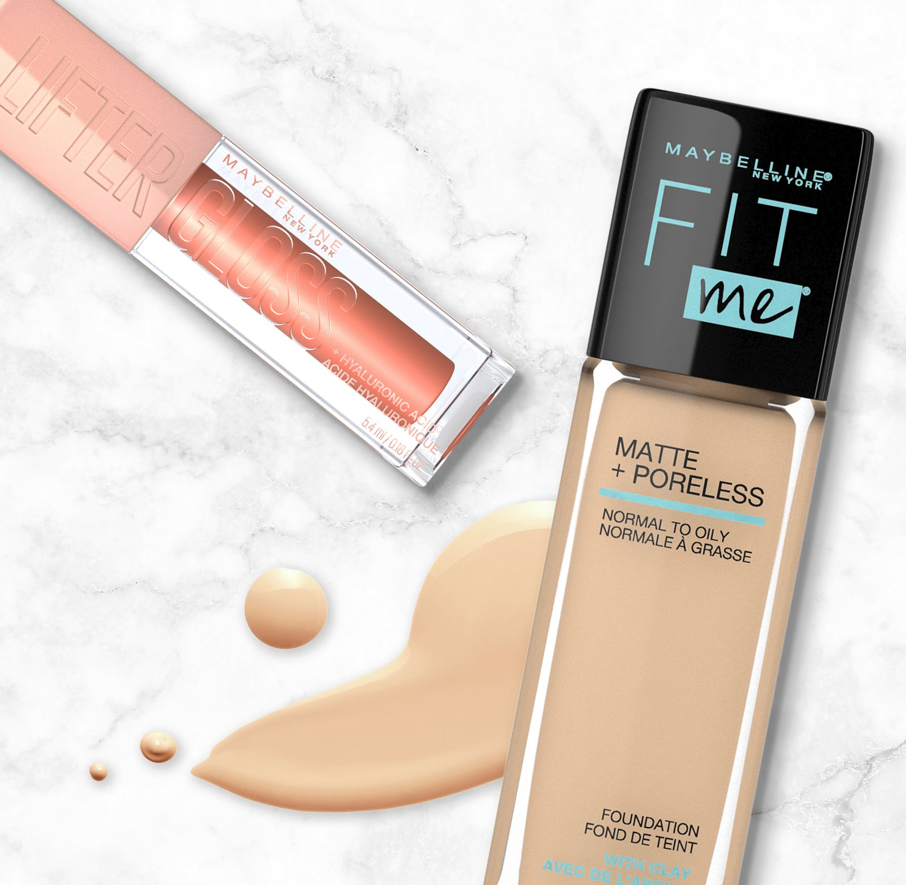 Shop for select Maybelline products.