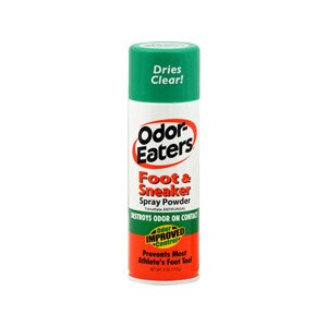 Odor-Eaters Foot And Sneaker Spray Powder