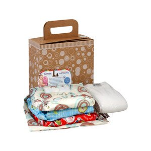 Bumkins Diaper Bundle Kit Boy Assorted 3 Pack Large (22-28 lbs)