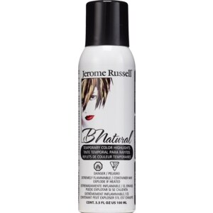 Jerome Russell B Natural Temporary Color Highlight Spray