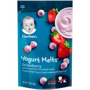 Gerber Strawberry Yogurt Melts