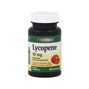 Radiance Lycopene Softgels 10 mg