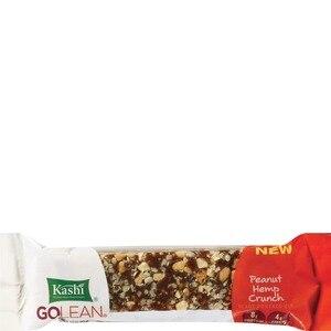 Kashi Golean Plant Powered Bar, Peanut Hemp Crunch