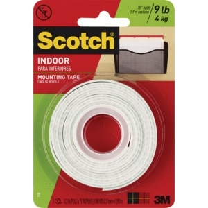 Scotch Mounting Tape Heavy Duty