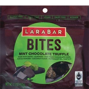 Larabar Bites Mint Chocolate Truffle, 5.3 OZ