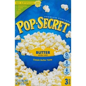 Pop-Secret Butter Popcorn
