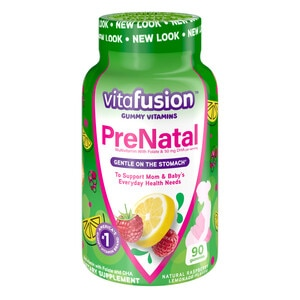 Vitafusion Prenatal Gummy Vitamins Assorted Flavor