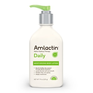 AmLactin Alpha-Hydroxy Therapy Daily Moisturizing Body Lotion