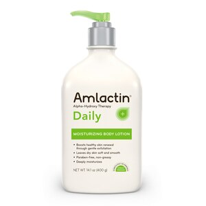 Amlactin Alpha-Hydroxy Therapy Moisturizing Body Lotion