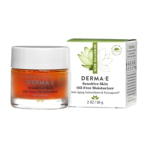 Derma E Anti-aging Soothing Oil-Free Moisturizer with Pycnogenol, 2 OZ