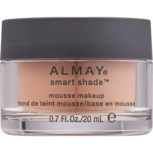 Almay Smart Shade Mousse Makeup, Light/Medium 200