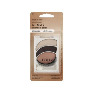 Almay Intense I-Color Shimmer-I Kit for Browns