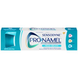 Sensodyne Fresh Breath Pronamel Toothpaste Fresh Wave