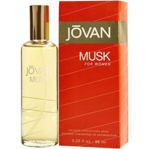 Jovan by Jovan Musk Cologne Concentrated Spray 3.25 OZ