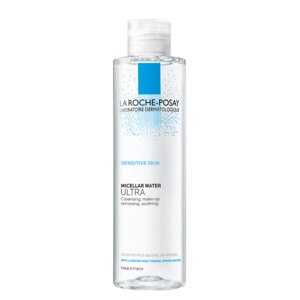 La Roche-Posay Physiological Micellar Solution For Sensitive Skin, 6.76 OZ