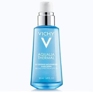 Vichy Aqualia Thermal Hydrating Fortifying Face Moisturizer, SPF 25