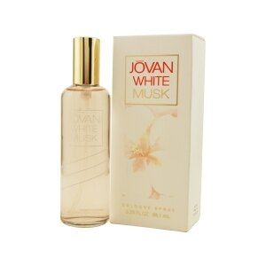Jovan White Musk by Jovan Cologne Spray 3.25 OZ