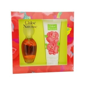 Narcisse Set by Chloe Eau de Toilette Spray 3.3 OZ & Body Lotion 6.7 OZ