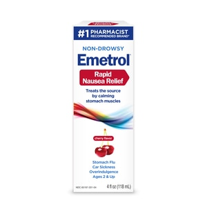 Emetrol for Nausea, Cherry Flavor