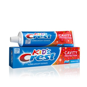 Crest Kids Cavity Protection Toothpaste Sparkle Fun, 4.6 OZ