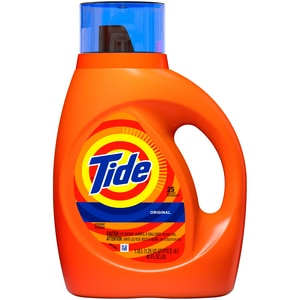 Tide High Efficiency Detergent Original Scent