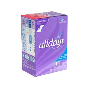 Always Cleanweave Pantiliners Regular Unscented