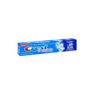 Crest Complete Multi-Benefit Deep Clean Toothpaste Effervescent Mint