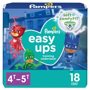 Pampers Easy Ups Boys Training Underwear