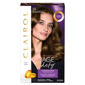 Clairol Expert Nice 'n Easy Age Defy Permanent Hair Color 1 Kit