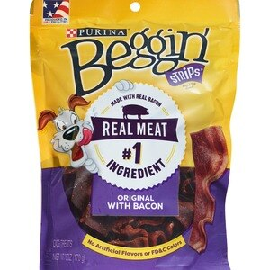 Purina Beggin' Strips - Dog Snack, Bacon Flavor