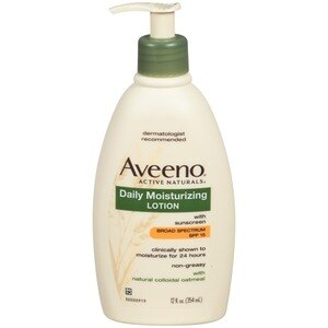 Aveeno® Active Naturals Daily Moisturizing Lotion With Sunscreen Spf 15