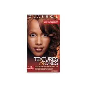 Clairol Textures & Tones Permanent Haircolor 4rc Cherrywood