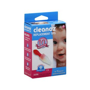 Cleanoz Nasal Aspirator Replacement Tips