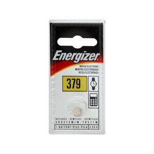 Energizer Watch/Electronic Battery 1.55 Volt 379