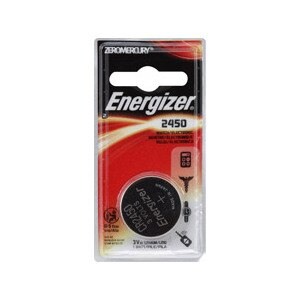 Energizer Watch/Electronic 2450 Lithium Battery