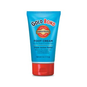 Gold Bond Foot Cream Therapeutic