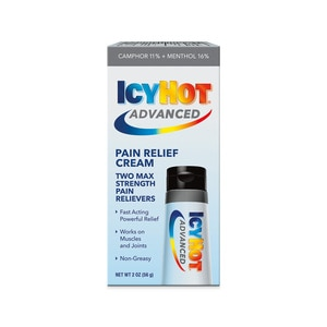 Icy Hot Advanced Cream, 2 OZ