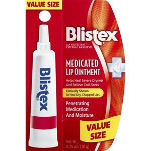 Blistex Lip Ointment Medicated