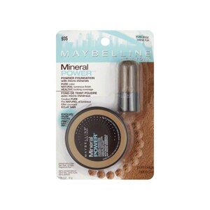 Maybelline Mineral Power Powder Foundation with Micro-Minerals, Pure Beige 935