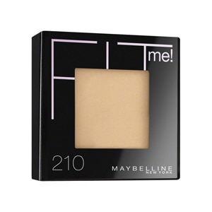 Maybelline Fit Me! Powder, 210 Sandy Beige