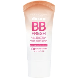 Maybelline Dream Fresh BB 8-in-1 Beauty Balm, Medium Sheer Tint