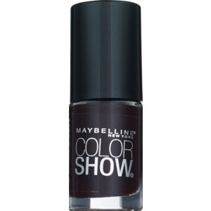 Maybelline Color Show Nail Lacquer, Dressed to Kill