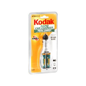 Kodak Rapid Car Charger K700-C+2