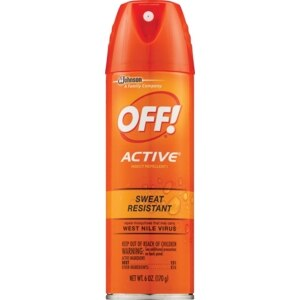 Off Active Insect Repellent I Sweat Resistant