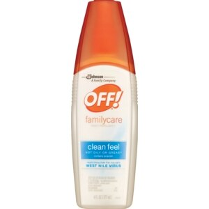 Off Family Care Insect Repellent II Clean Feel