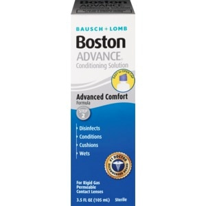 Bausch & Lomb Boston Advance Conditioning Solution Advance Comfort Formula
