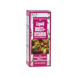 Natrol Multi-Vitamin/Mineral Liquid