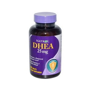 Natrol Dhea 25 Mg Tablets
