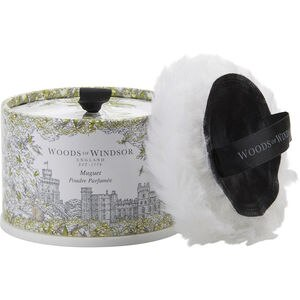 Woods Of Windsor Lily Of The Valley by Woods Of Windsor Dusting Powder, 3.5 OZ